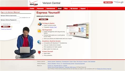 how can i reset my verizon email password check my email on verizon checkmyemail info verizon