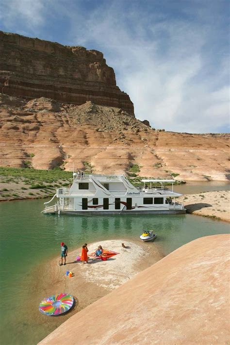 pontoon boat rentals lake powell utah best 25 luxury houseboats ideas on pinterest houseboats