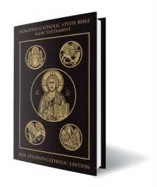 Ignatius catholic study bible new testament igantius catholic study