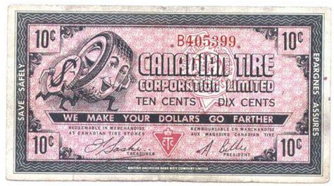 canadian tire money   decades toronto star