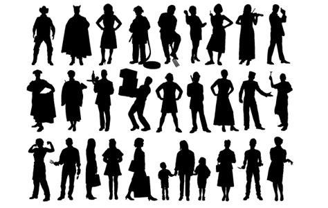 shadow human figure