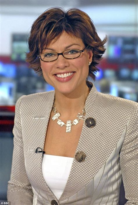 hair styles of female news reporters in britain kate silverton 43 shows off her naturally flawless skin