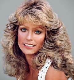 farrah fawcett hair cut mineral makeup la minerals blog 80s makeup