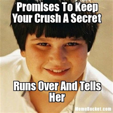 Secret Crush Meme - secret crush meme memes