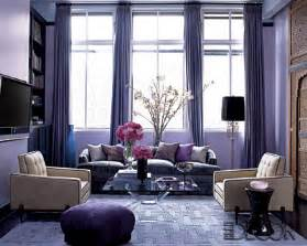 Purple Living Room Decor Decorating A Purple Living Room Homegot