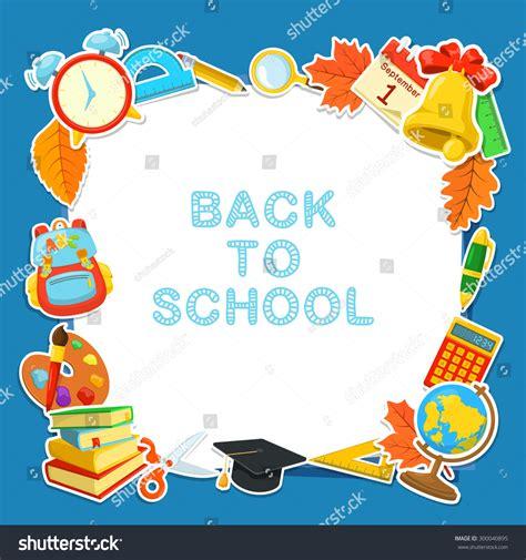 design background education welcome back school education background design stock