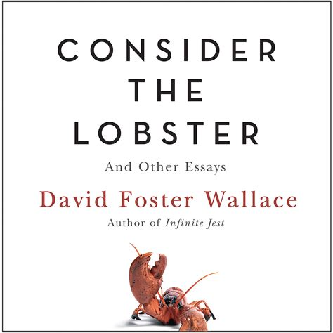 libro lobster is the best consider the lobster audiobook abridged listen instantly