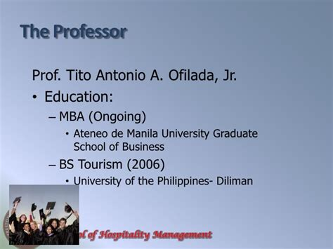 Ateneo De Manila Mba by International And Domestic Planning Packaging And Pricing