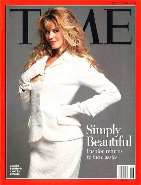 6 Beautiful On 6 April 2010 Magazine Covers by Time Magazine April 17 1995 Part 1 Schiffer
