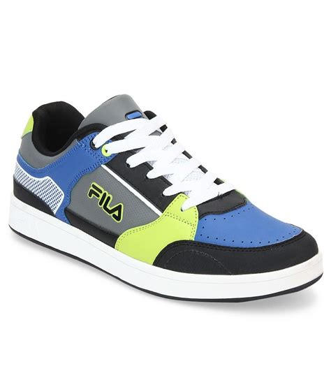 fila shoes fila blue lifestyle sneaker shoes buy fila blue