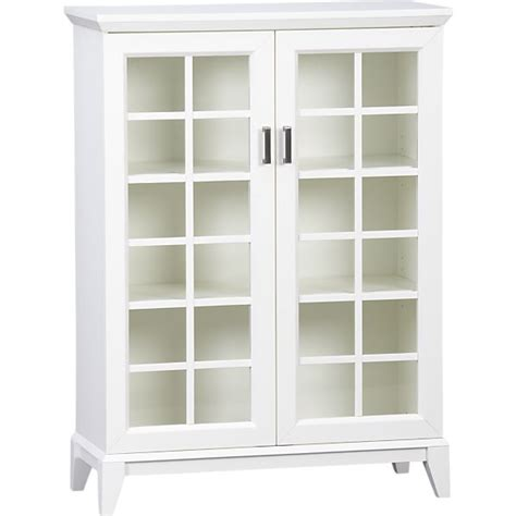 white 2 door cabinet page not found crate and barrel