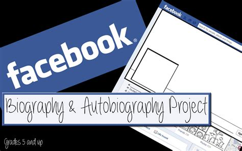 biography facebook project hand me down mom genes facebook biography and
