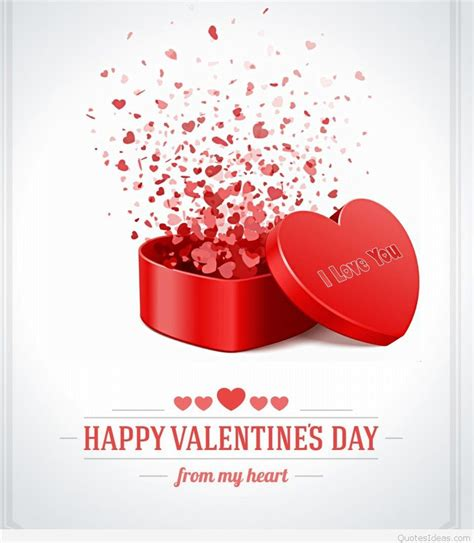 valentines day ecards for him happy s day hearts pics 2016