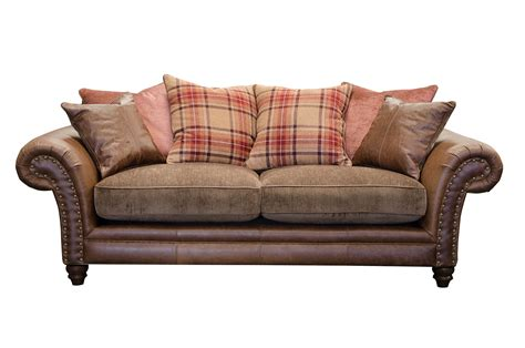 Sofa And Hudson 3 Seater Sofa And