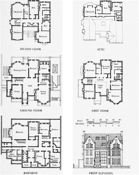 Shotgun House Layout the crown estate in kensington palace gardens individual