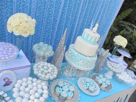 kara s party ideas frozen birthday party