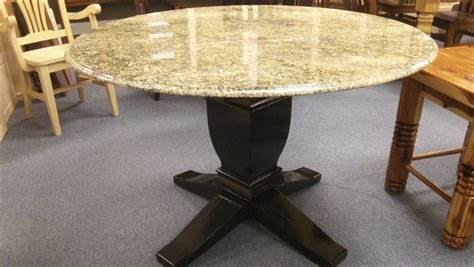 kitchen table bases for granite tops home interior