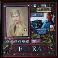 Army Bb Dc Freya 1 scrapbooking layouts camo scrapbook albums http digitalscrapbookpreviews