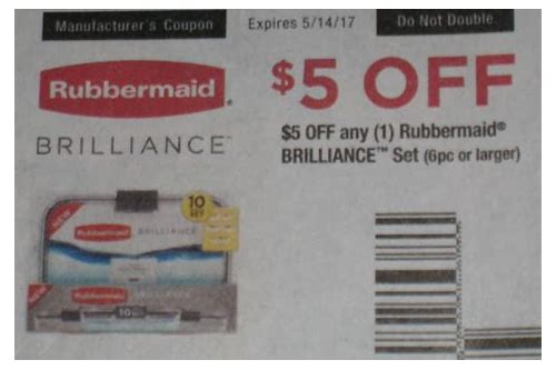 rubbermaid coupons smartsource