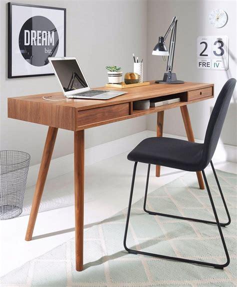 Schreibtischle Design by Andas Schreibtisch 187 Classic 171 Nordic Design In Walnut