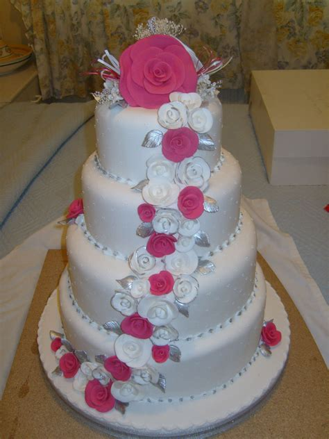 Wedding Cake Photos by Beautiful Photos Of Pink Cake Wedding Cakes Ipunya