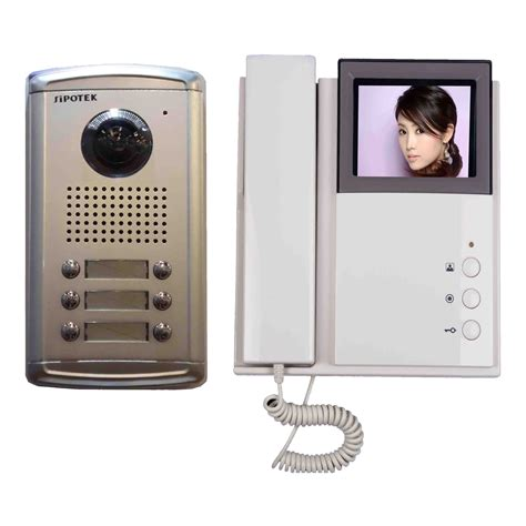 phone door touch screen global wifi door phone