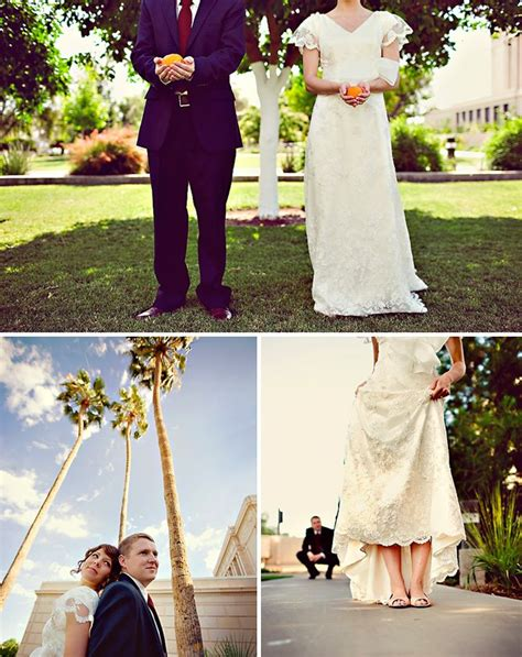Rinda Dress by Rinda A Backyard Real Wedding Green Wedding