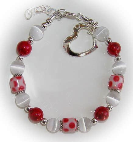 valentines bracelets bracelets s day bracelets baby