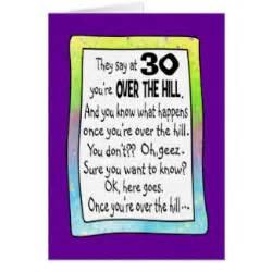 30th birthday cards zazzle