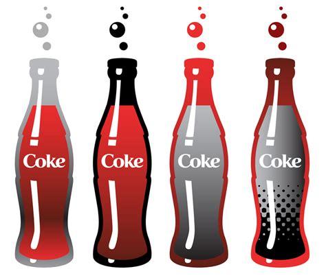 Bottle Ventor coca cola bottle clipart clipart suggest