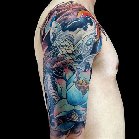 jason dunn tattoo season 5 rivals artist portfolio jason clay dunn