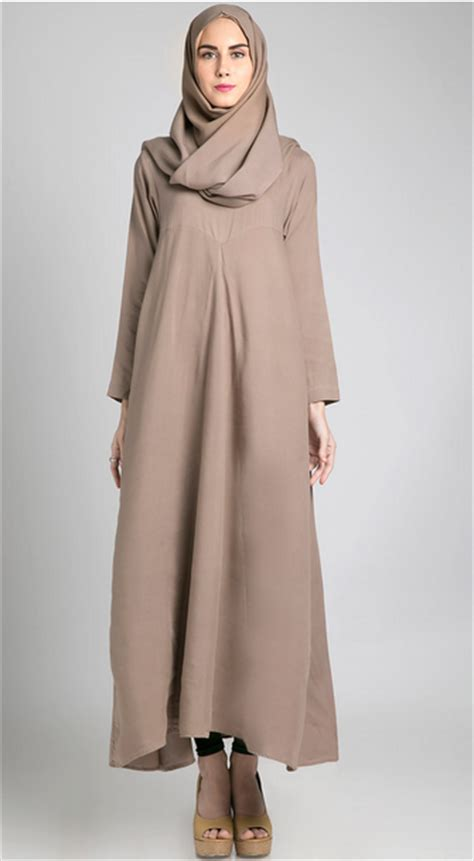 model baju muslim modern terbaru 2015