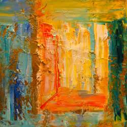 colorful abstract paintings daily painters of california colorful textured abstract