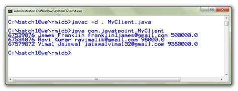 android tutorial javatpoint simple rmi program using netbeans for android neonweekly