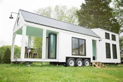 tiny farmhouse perch nest releases newest family size tiny farmhouse on