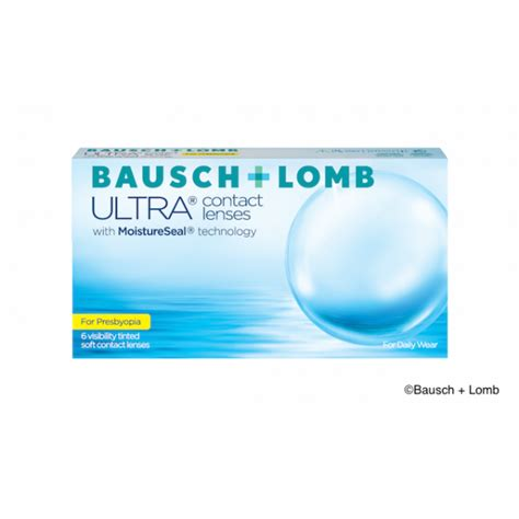 Softlens Ultra buy bausch lomb ultra for presbyopia lens4vision canada based