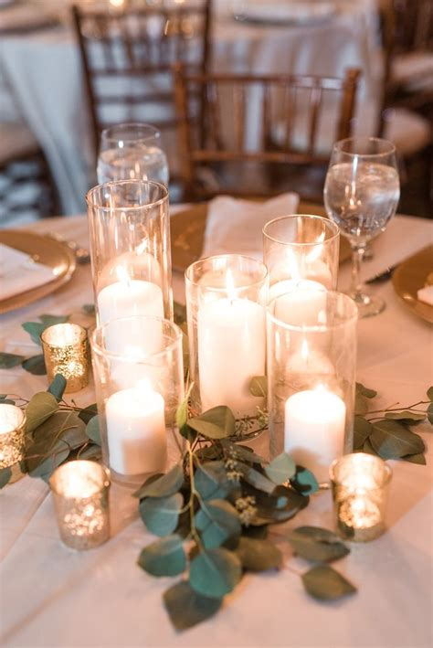 candle table centerpieces best 20 votive centerpieces ideas on candle