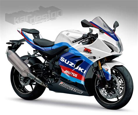 Suzuki Gsxr Racing Racing Caf 232 Design Corner Suzuki Gsx R 1000 2017 Racing