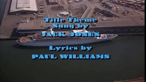 love boat episodes season 1 youtube the love boat season 1 closing credits youtube