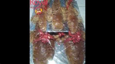 Pesenan Pak roti buaya pesanan pak harfan di cakung bekasi 081290432012