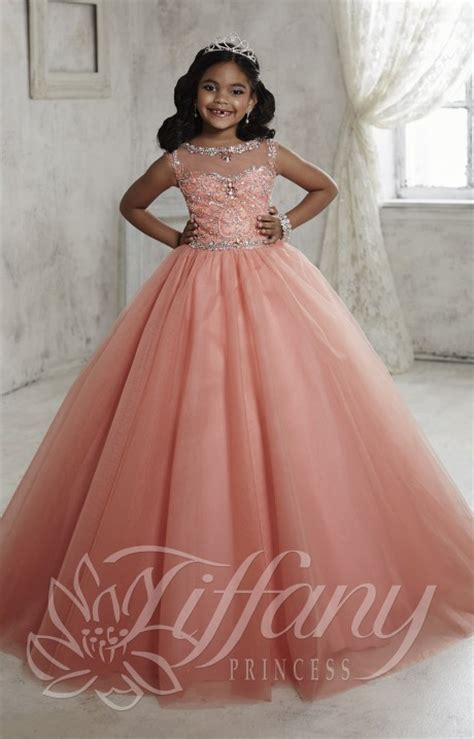 tiffany princess  tooth fairy gown prom dress
