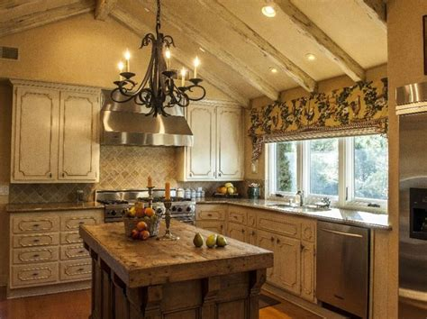 french kitchen lighting french country kitchens light fixture for the home