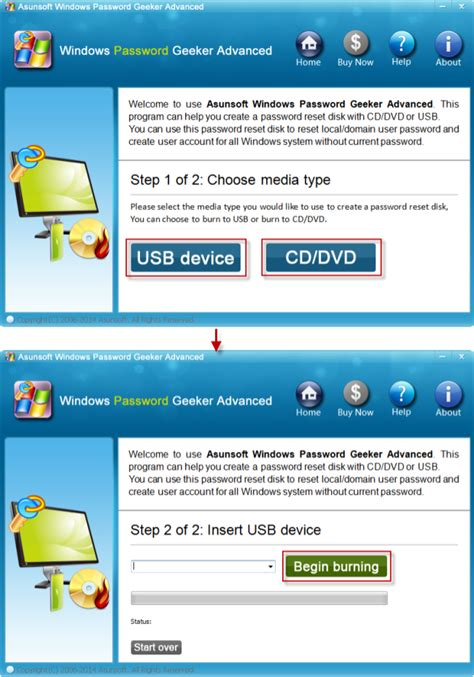 asunsoft windows vista password reset professional forgot vista password no reset disk