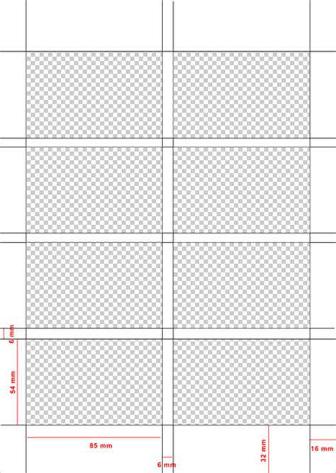 Business Card Grid Template by Business Card Layout Grid Images Card Design And Card