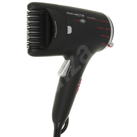 Hair Dryer Rowenta hair dryer rowenta cv9112d4 lissima clip press elite hair dryer alzashop