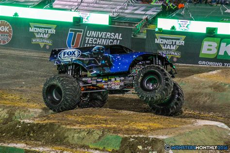 monster truck jam las vegas monster jam world finals vii freestyle gallery set one