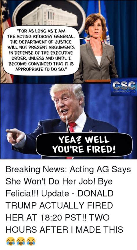 donald trump news update 25 best memes about bye felicia bye felicia memes