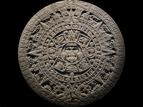 Calendario Y Azteca El Mismo Historia De La Educacion