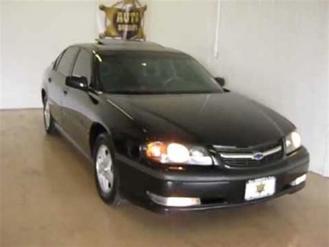 2002 chevy impala black 2002 chevrolet impala ls clean looking chevy the