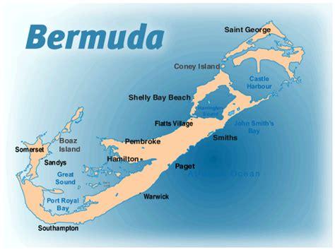bermuda on world map bermuda pack n go vacations